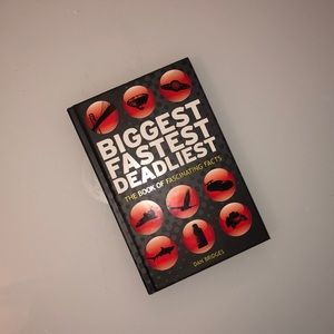 Other - BIGGEST FASTEST DEADLIEST Book